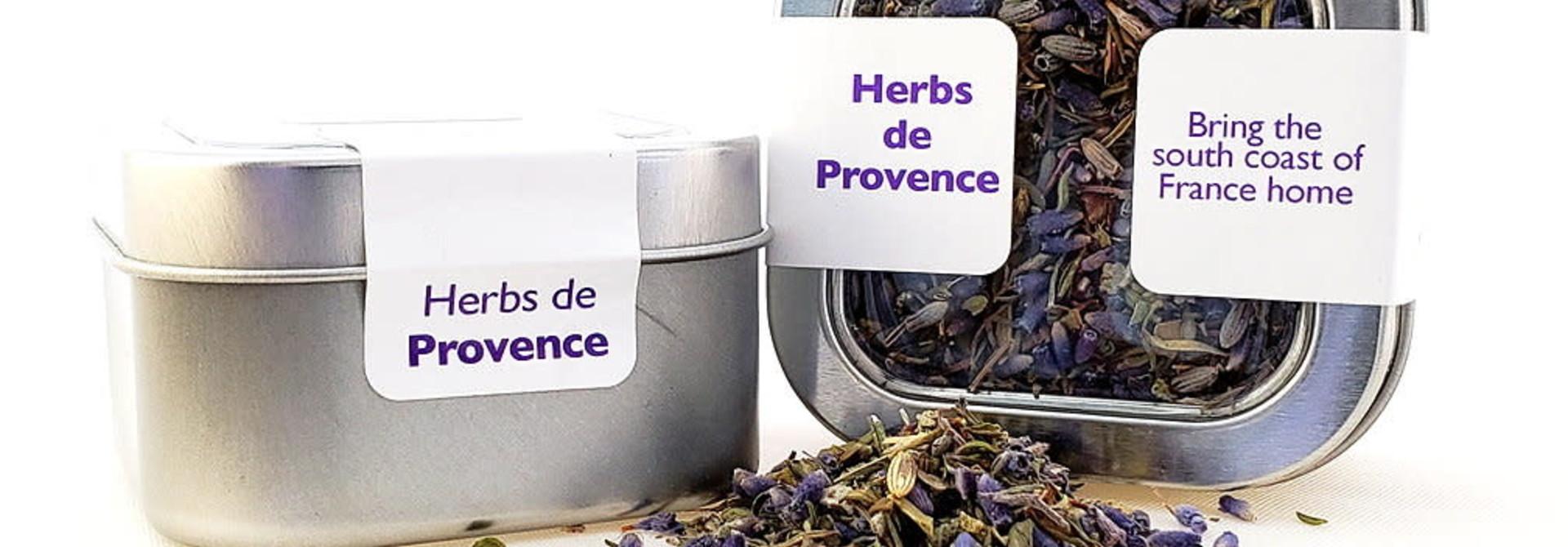 Herbs de Provence in Tin, 1.5oz