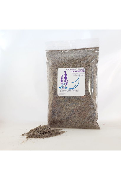 Culinary Lavender, ground 2 oz Refill Bag