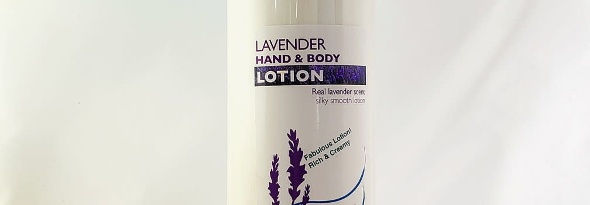 Lavender Hand & Body Lotion - Super 16oz