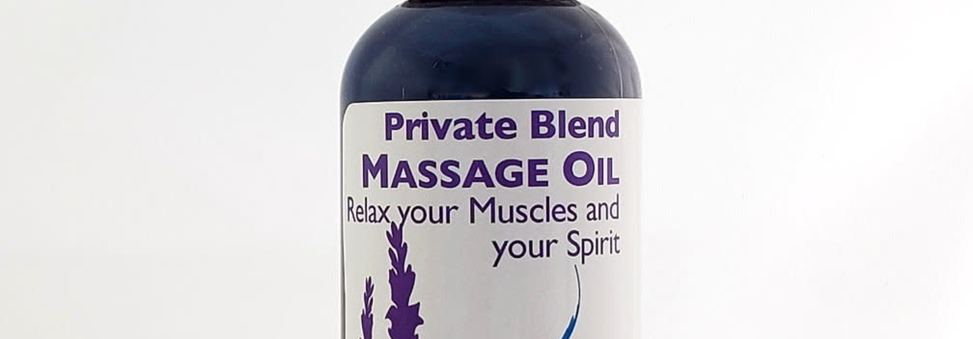 Private Blend Massage Oil - 2oz