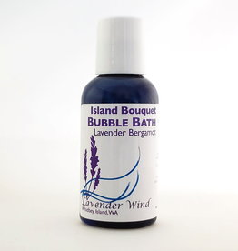 Lavender Wind Island Bouquet Bubble Bath - 2 oz