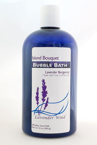 Island Bouquet Bubble Bath - 16 oz