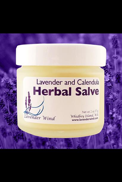 Lavender  Calendula Herbal Salve
