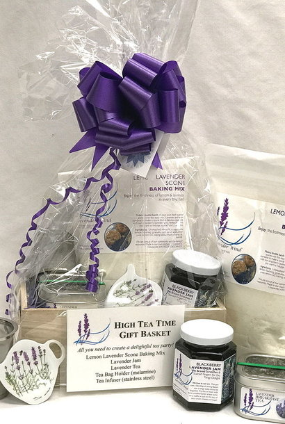 High Tea Time Gift Set