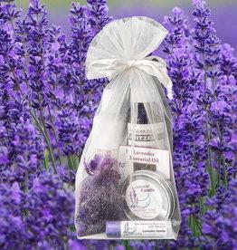 Lavender Wind Gift Bag:  Top 6 Goodies