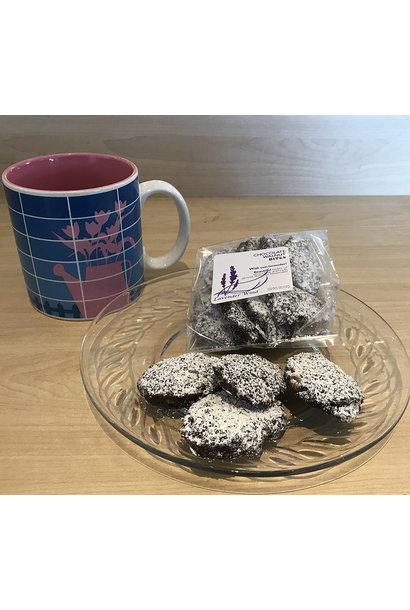 Chocolate Walnut Brownie Bites FRESH