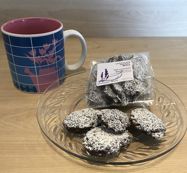 Chocolate Walnut Brownie Bites FRESH-1