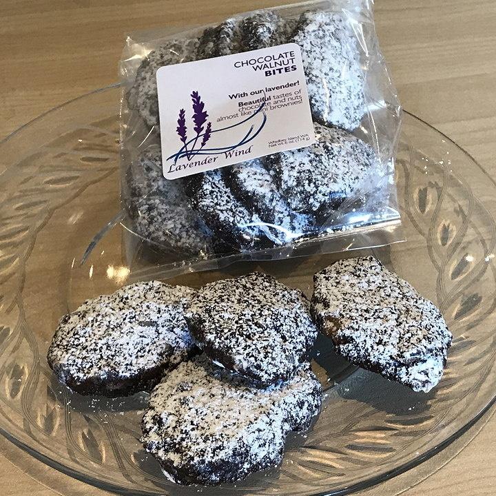 Chocolate Walnut Brownie Bites FRESH-2