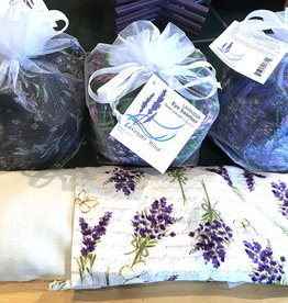 Lavender Wind Eye Soother with Removable Cover