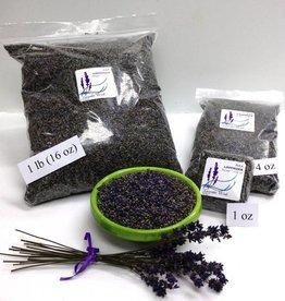 Lavender Wind Bulk Lavender Buds - 2019 - 1 oz.