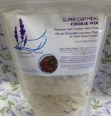 Lavender Wind Super Oatmeal Cookie Mix
