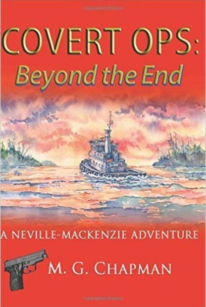Book, Covert Ops 4: Beyond the End, M. G. Chapman