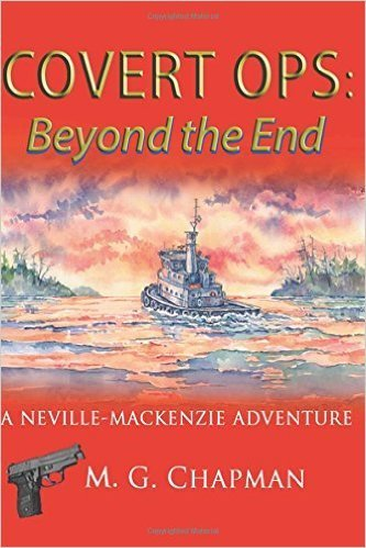 Book, Covert Ops 4: Beyond the End, M. G. Chapman-1