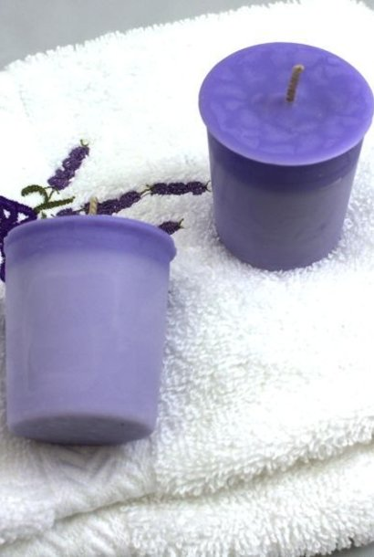 Candle, Votive Lavender Tranquility