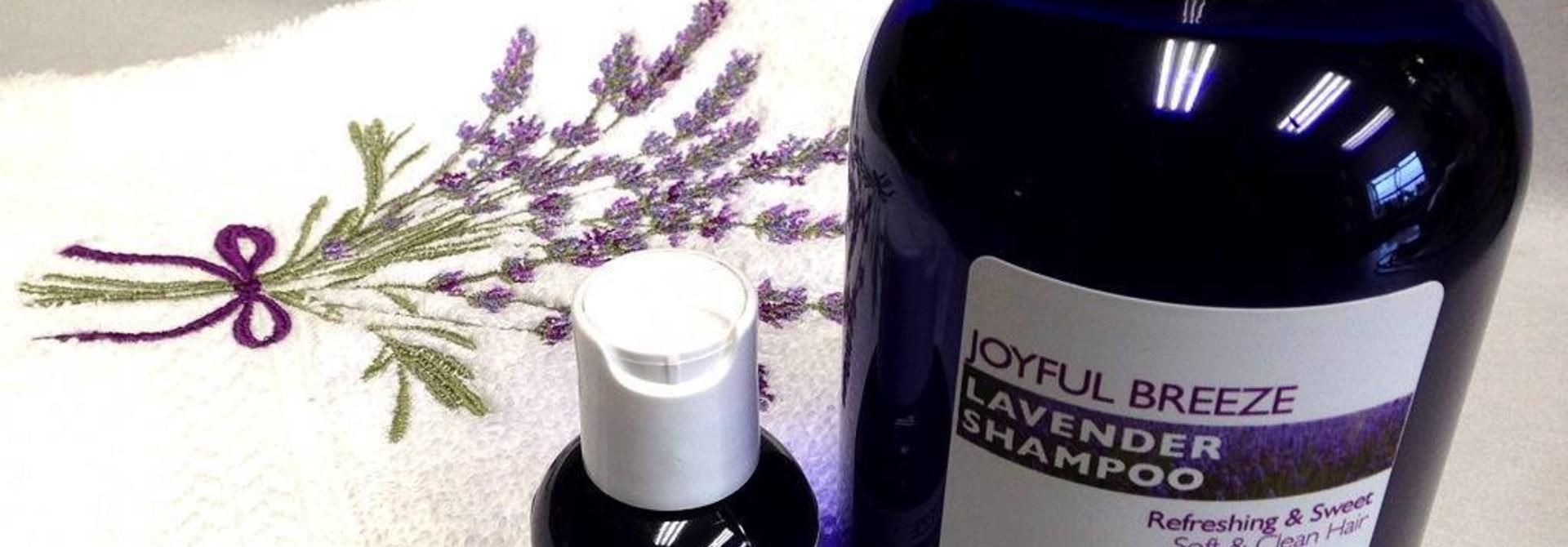 Joyful Breeze Lavender Shampoo - 2oz