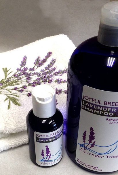 Joyful Breeze Lavender Shampoo - 2oz