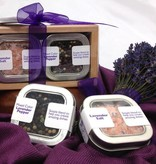 Lavender Wind Wood Gift Set - Salt & Pepper