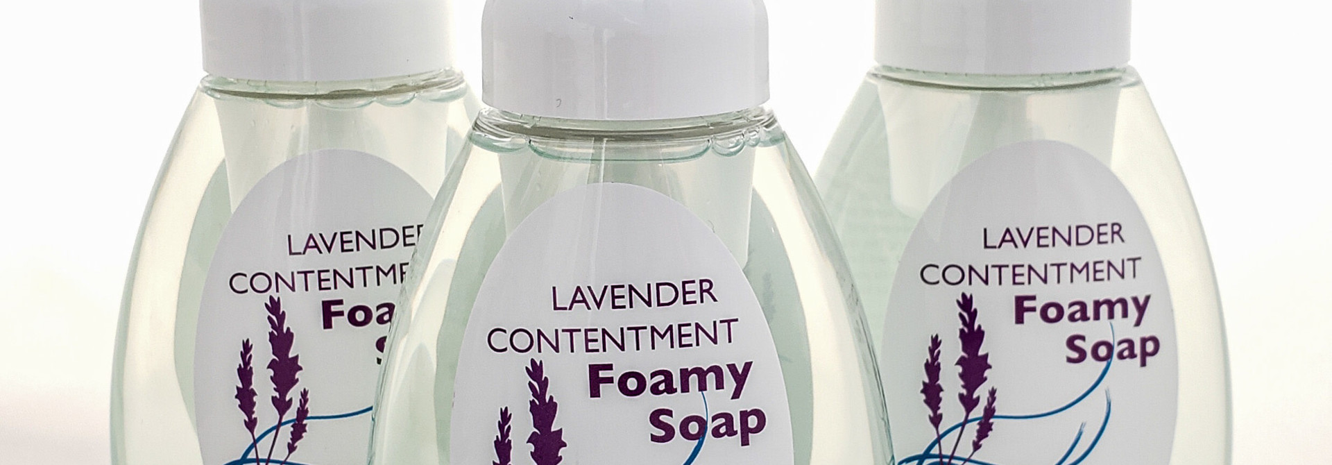 Lavender Contentment Foamy Soap