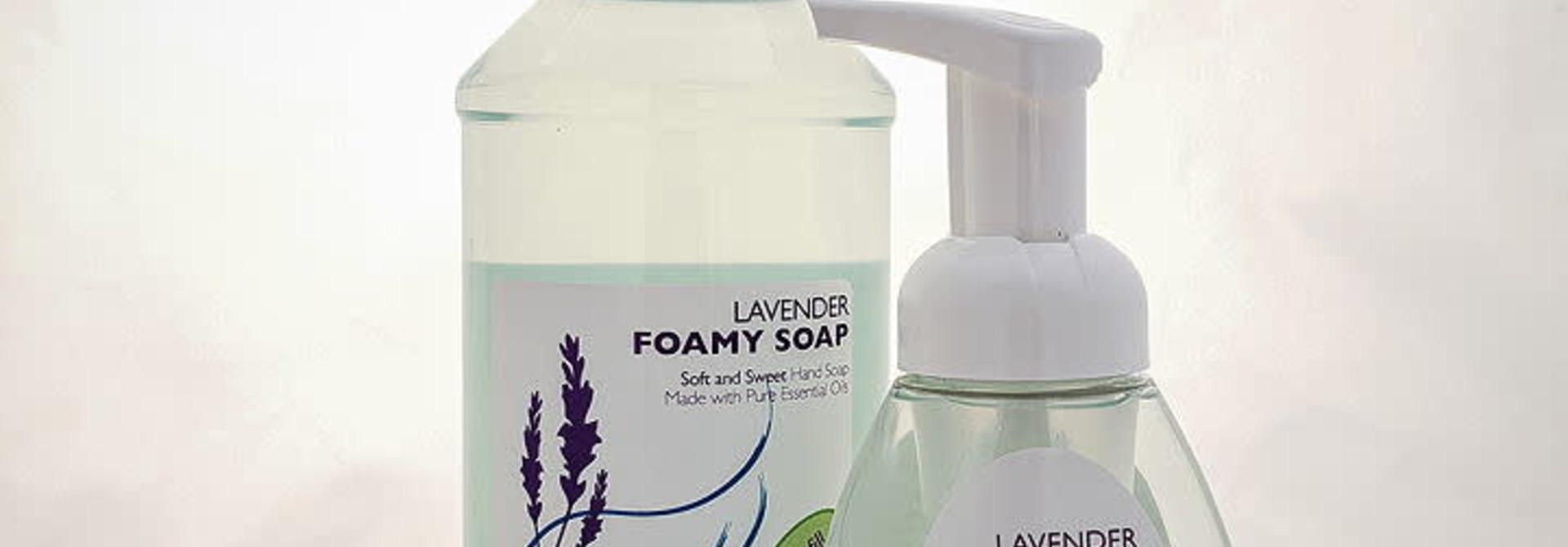Lavender Contentment Foamy Soap - Refill 32oz.