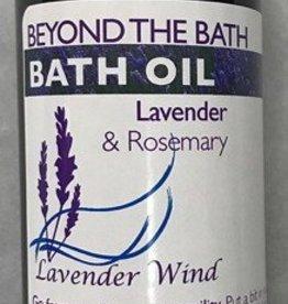 Lavender Wind Beyond the Bath (Bath Oil) 6 oz.