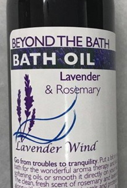 Beyond the Bath (Bath Oil) 6 oz.
