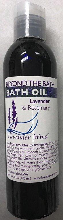 Beyond the Bath (Bath Oil) 6 oz.-2