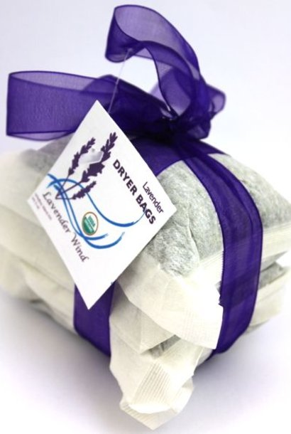 Dryer Bags - Lavender 4-pack