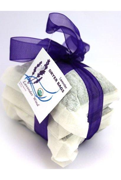 Dryer Bags - Lavender 4-pack