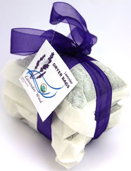 Dryer Bags - Lavender 4-pack-1