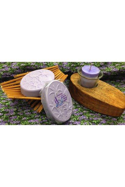 Goat's Milk Soap Hummingbird Lavender