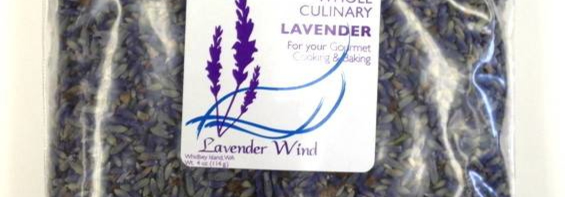 Whole Culinary Lavender Blend - 4 oz.