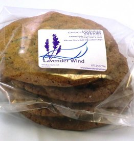 Lavender Wind Lavender Chocolate Chip Cookies FRESH