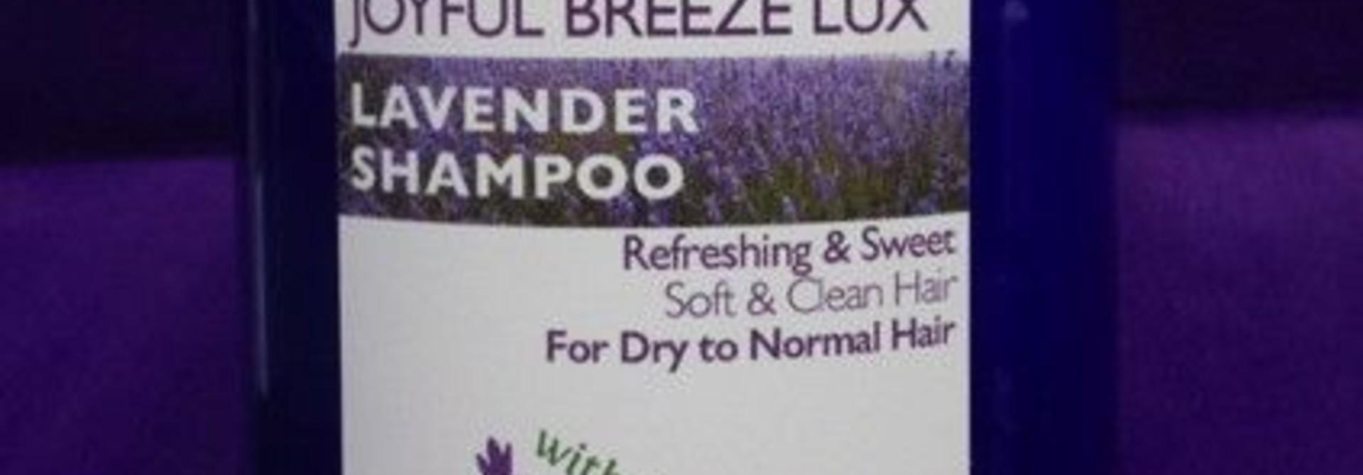 Joyful Breeze LUX Lavender Shampoo- 16 oz