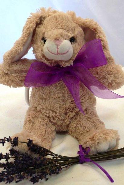 "Stuffed Bunny, ""Flopsy"", 16"""