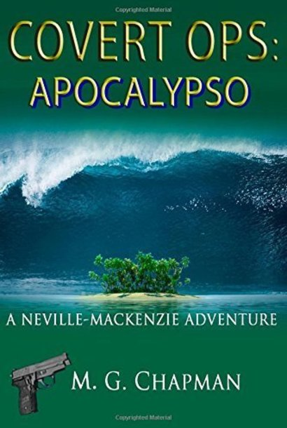 Book, Covert Ops 3: Apocalypso, M. G. Chapman