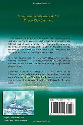 Book, Covert Ops 3: Apocalypso, M. G. Chapman-2