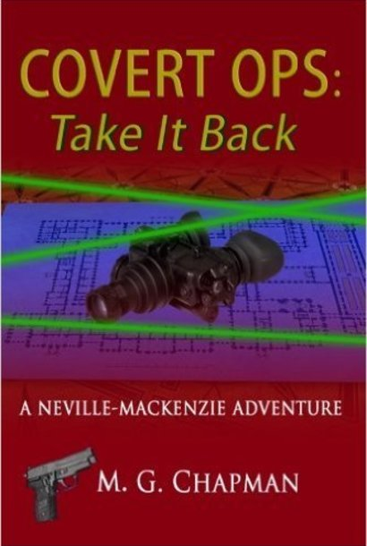 Book, Covert Ops 2: Take It Back, M. G. Chapman