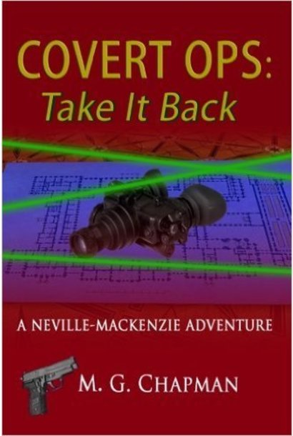 Book, Covert Ops 2: Take It Back, M. G. Chapman