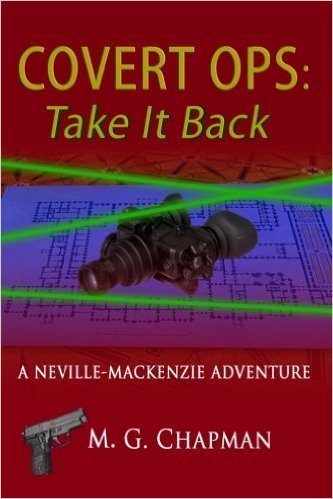 M. G. Chapman Book, Covert Ops 2: Take It Back, M. G. Chapman