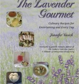 Book, The Lavender Gourmet