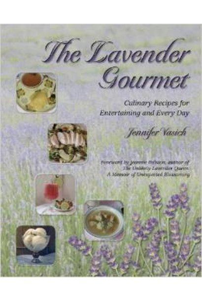 Book, The Lavender Gourmet