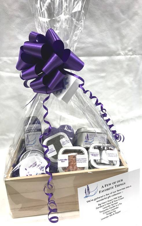 A Few of Our Favorite Things Lavender Gift Set-1