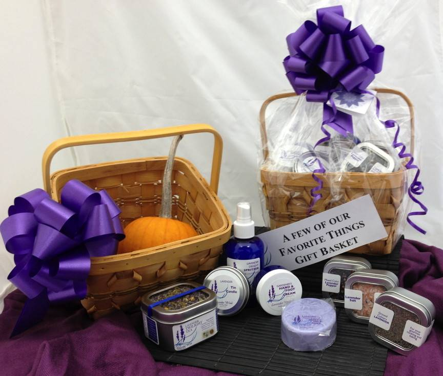 A Few of Our Favorite Things Lavender Gift Set-2