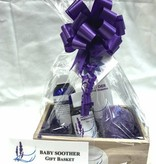 Lavender Wind Baby Soother Gift Set