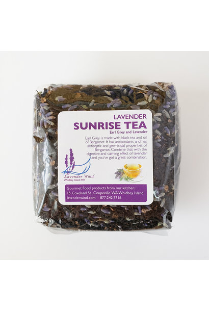 Lavender Sunrise Tea - Bag 3 oz.