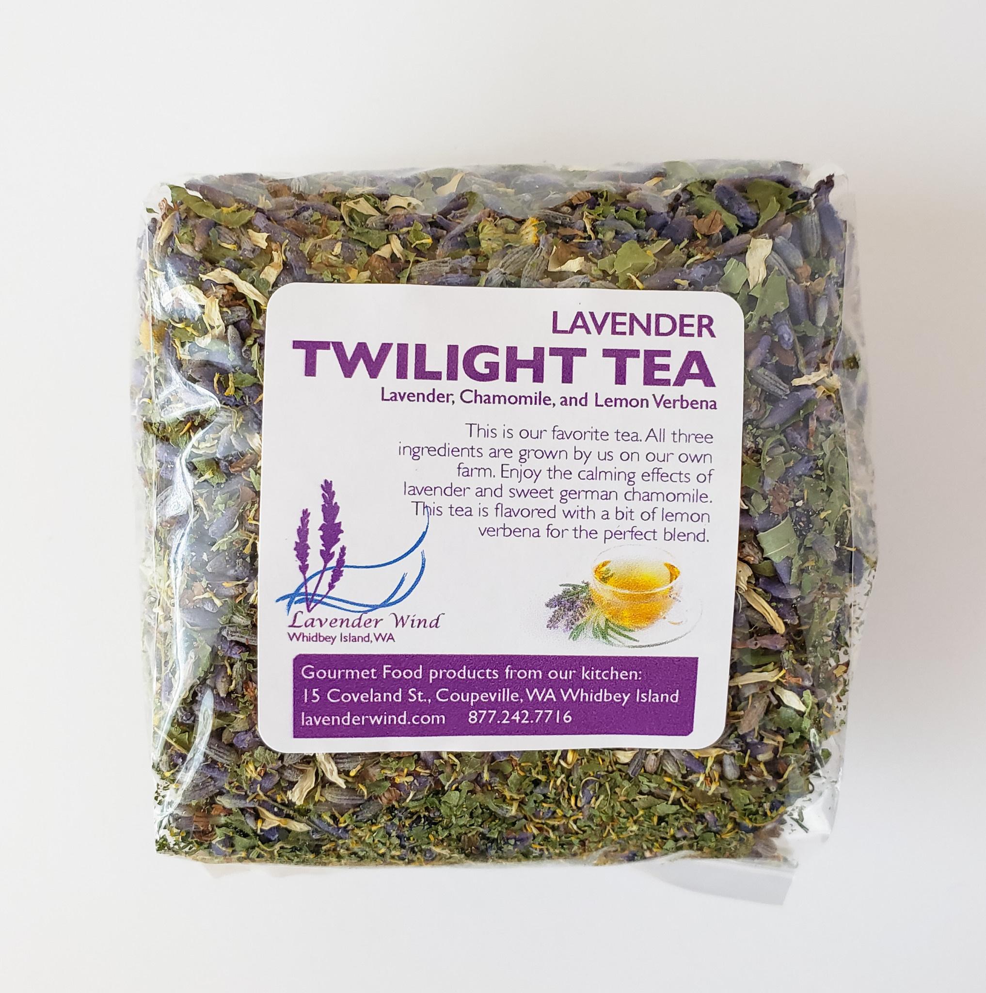 Lavender Twilight Tea - Bag 1.3 oz.-1