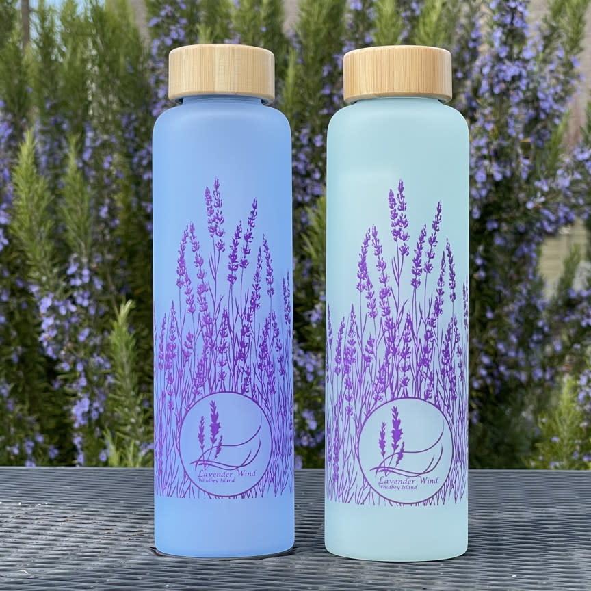 Glass Water Bottle-2