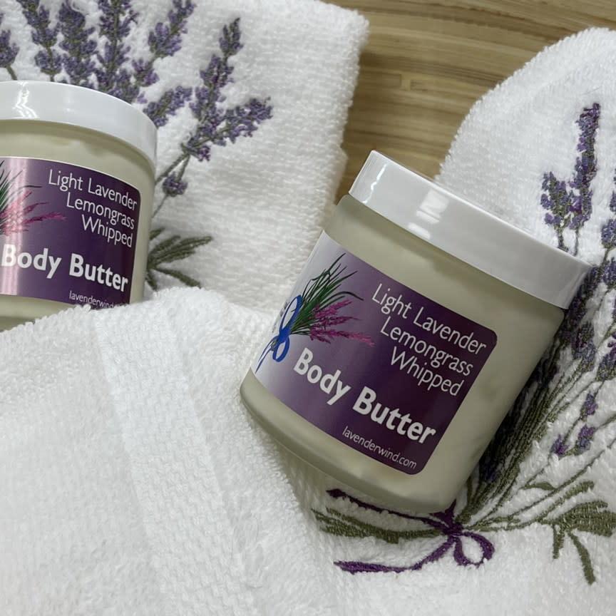 Lavender Lemon Whipped Body Butter-1