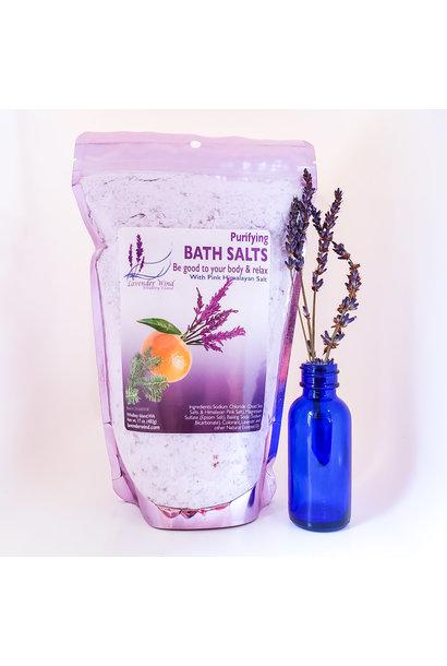 Purifying Bath Salts
