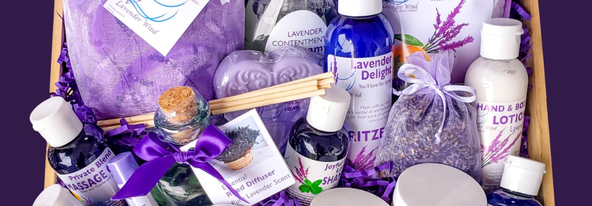 Pampering Lavender Gift Set